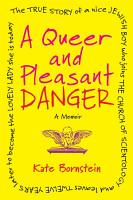 A Queer and Pleasant Danger PDF