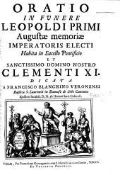Epistola dedicatoria quam ab illustriss. ac reverendiss. dom. Francisco Blanchino ... præfixam libro ... Iacobus Card. Cantelmus ... typis mandari curavit