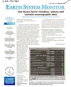 Earth System Monitor PDF