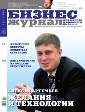 Бизнес-журнал, 2008/12: Кировская область