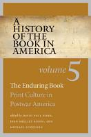 A History of the Book in America PDF