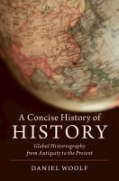 A Concise History of History PDF