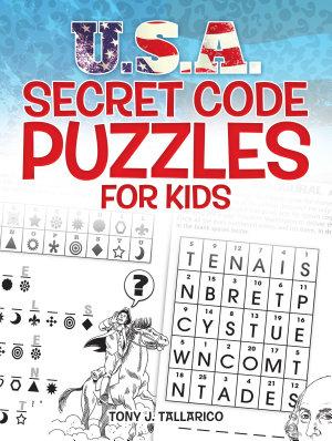 U S A  Secret Code Puzzles for Kids