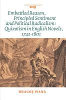 Embattled Reason  Principled Sentiment and Political Radicalism PDF
