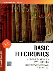 Basic Electr Msbte PDF
