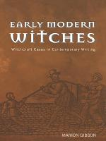 Early Modern Witches PDF