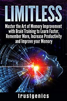 Limitless  Master the Art of Memory Improvement with Brain Training to Learn Faster  Remember More  Increase Productivity and Improve Memory