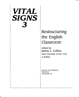Restructuring the English Classroom PDF