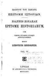 Epitome historiarum: Volume 6