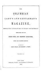 The Columbian Magazine Book PDF