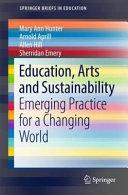 Education  Arts and Sustainability PDF