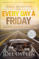 Daily Readings from Every Day a Friday PDF