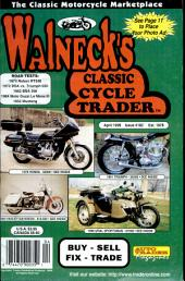 WALNECK'S CLASSIC CYCLE TRADER, APRIL 1999