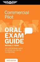Commercial Pilot Oral Exam Guide PDF
