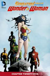 Sensation Comics Featuring Wonder Woman (2014-) #25