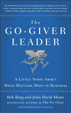 The Go Giver Leader PDF