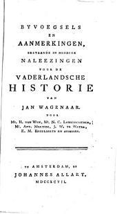 Vaderlandsche historie: vervattende de geschiedenissen der nu vereenigde Nederlanden inzonderheid die van Holland