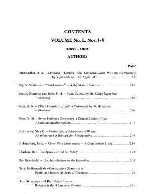 Journal of the Oriental Institute PDF