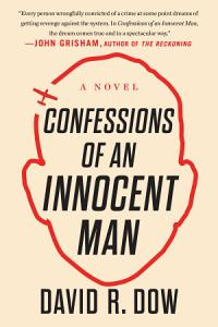 Confessions of an Innocent Man Book