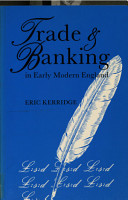 Trade and Banking in Early Modern England PDF