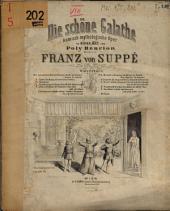 Die schöne Galathe: komisch-mythologische Oper in einen [!] Akt von Poly Henrion