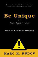 Be Unique Or Be Ignored PDF
