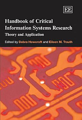 Handbook of Critical Information Systems Research PDF