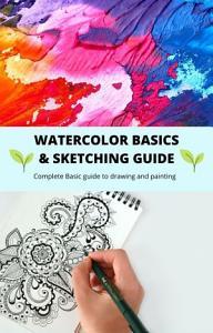 Watercolor basics and sketching guide PDF