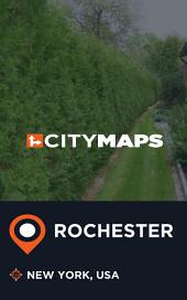 City Maps Rochester New York, USA