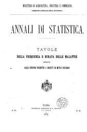 Annali di statistica