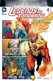 Legends of Tomorrow Anthology (2016-) #1