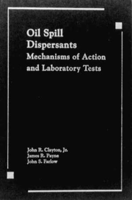 Oil Spill Dispersants PDF