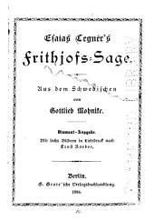 Esaias Tegnér's Frithjofs-sage