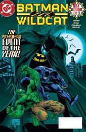 Batman/Wildcat (1997-) #1