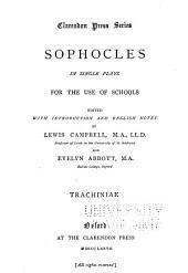 Trachiniae: Volume 5
