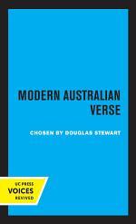 Modern Australian Verse
