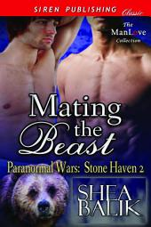 Mating the Beast [Paranormal Wars: Stone Haven 2]