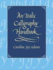 An Italic Calligraphy Handbook