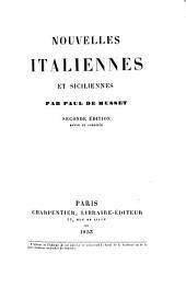 Nouvelles italiennes et siciliennes