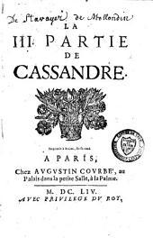Cassandre: roman, Volume5