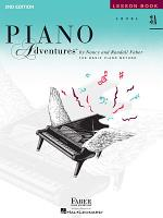 Piano Adventures - Level 3A Lesson Book