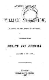 Journal of the Assembly of Wisconsin