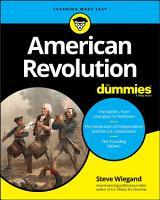 American Revolution For Dummies PDF