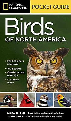 National Geographic Pocket Guide to the Birds of North America PDF