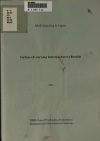 Adult Learning in Japan PDF