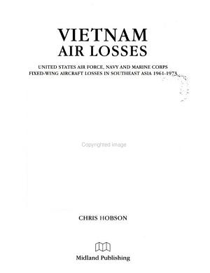 Vietnam Air Losses PDF