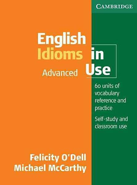 English Idioms in Use Advanced with Answers PDF