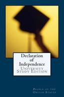 Declaration of Independence PDF