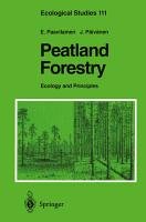 Peatland Forestry PDF
