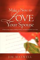 Make a Note to Love Your Spouse PDF